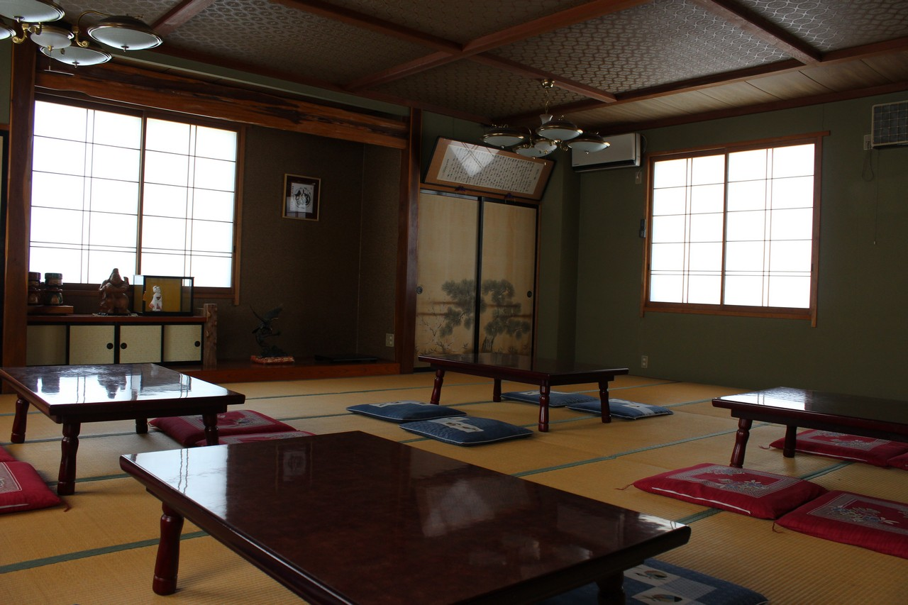 Nozawa Dream Central - dining&entertainment room