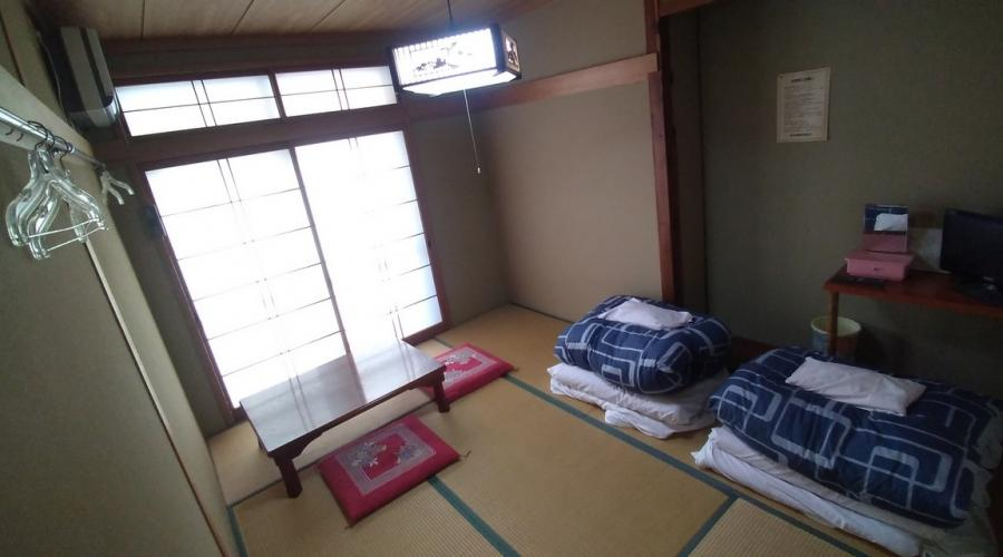 Nozawa Dream Central - Double Room