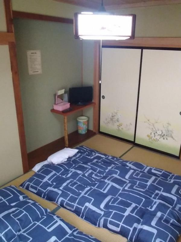 Nozawa Dream Central - Double tatami room