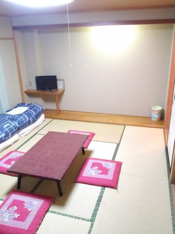 Nozawa Dream Central - Guest room