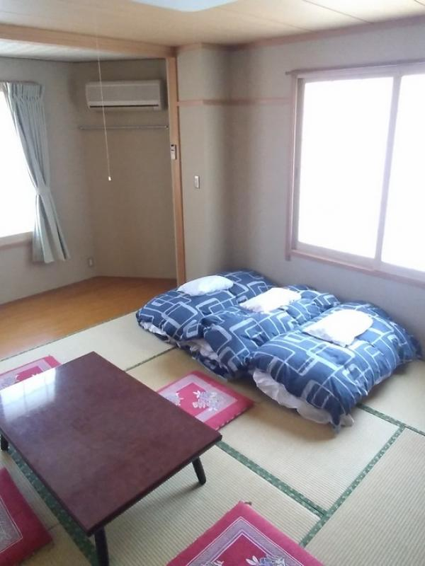 Nozawa Dream Central - Triple room with private toilet
