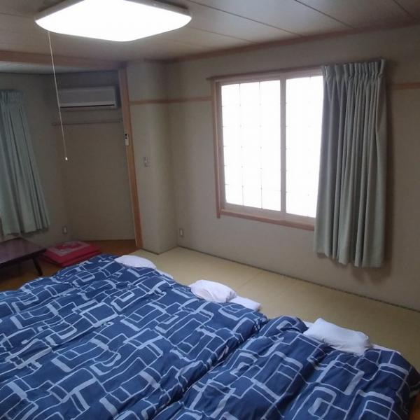 Nozawa Dream Central - Triple tatami room