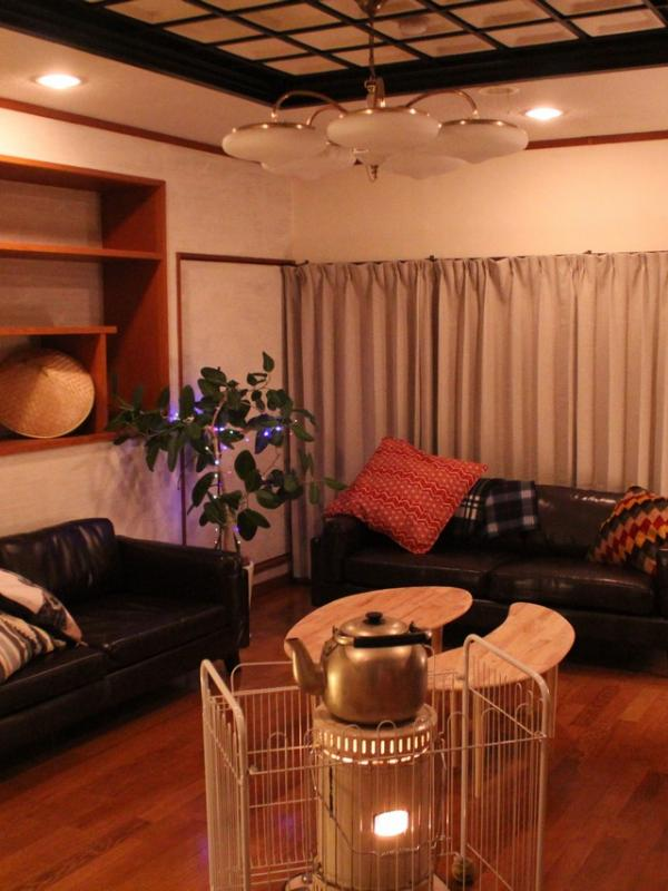 Nozawa Dream - Shared Lounge